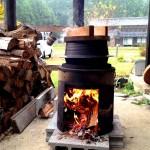 火のある暮らし体験